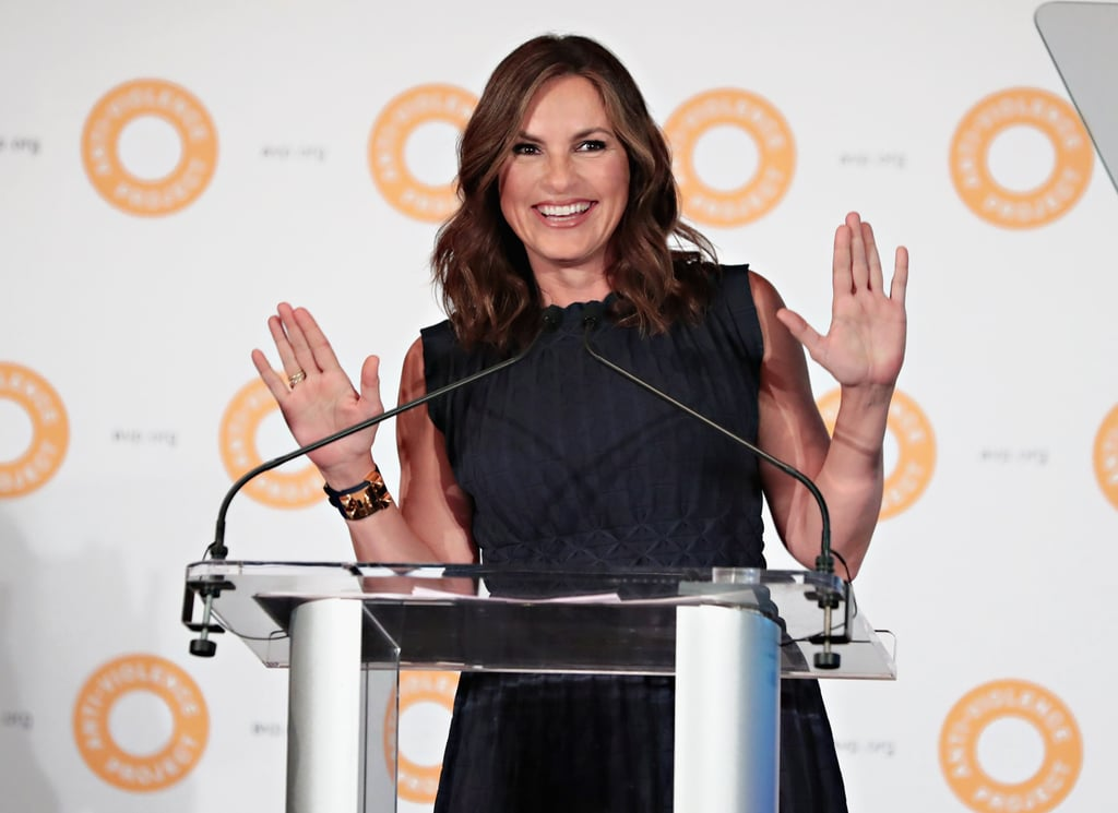 Mariska Hargitay and Olivia Benson's Similarities
