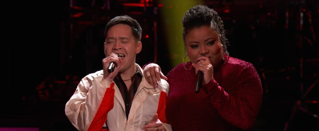 """Watch Jacob and Toneisha Perform """"Good as Hell"""" on The Voice"""