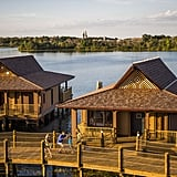 Stay in the Polynesian Bungalows