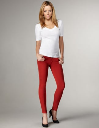 Red Ultra Skinnies