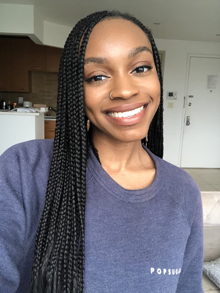 I Tried Simone Biles's Beauty Routine: Editor Experiment