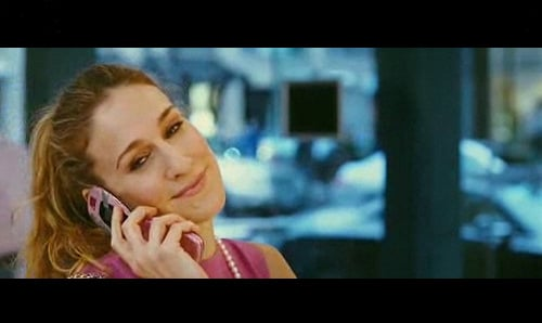Sex and the City's New Trailer: The Phones, The Phones!