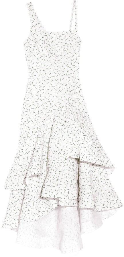 Rosie Assoulin Silk Blend Gown ($4,295)