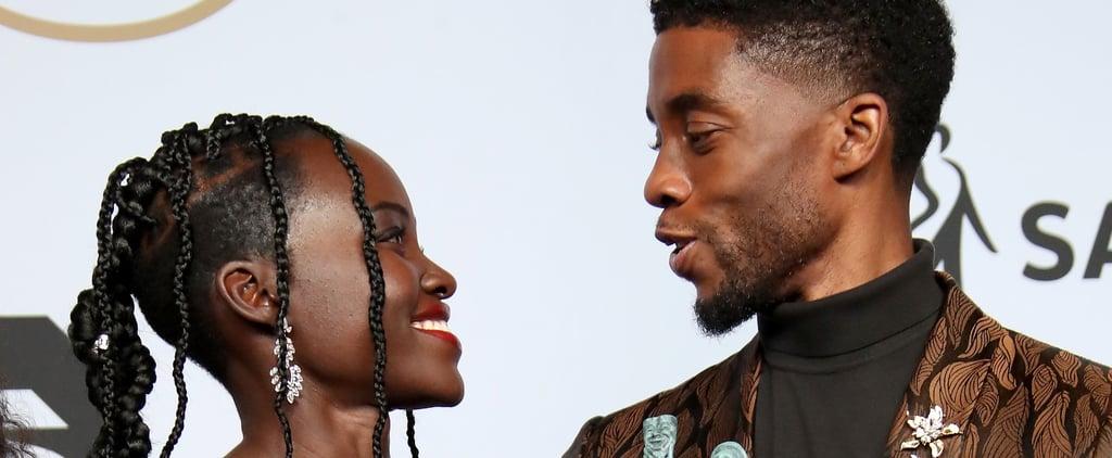 Read Lupita Nyong'o's Statement on Chadwick Boseman's Death