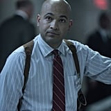 Maximiliano Hernandez in The Americans.