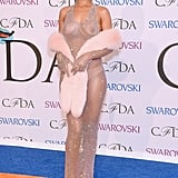So, Rihanna Also Twerked in Her See-Through Gown