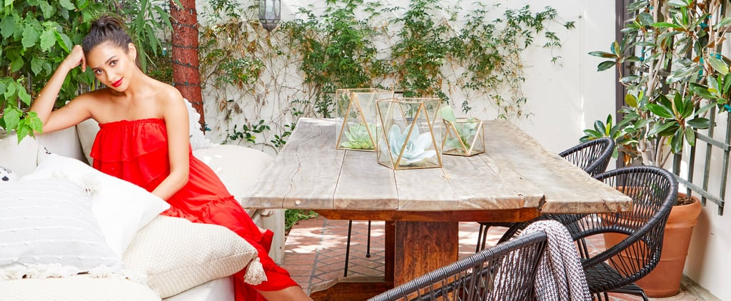 A Designer Shares Her Secret For Making an Outdoor Space Stylish and Comfy