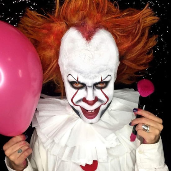 It Pennywise the Clown Makeup