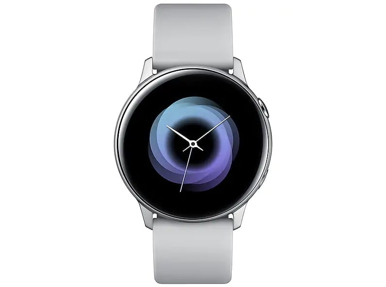 Galaxy Watch Active, Silver