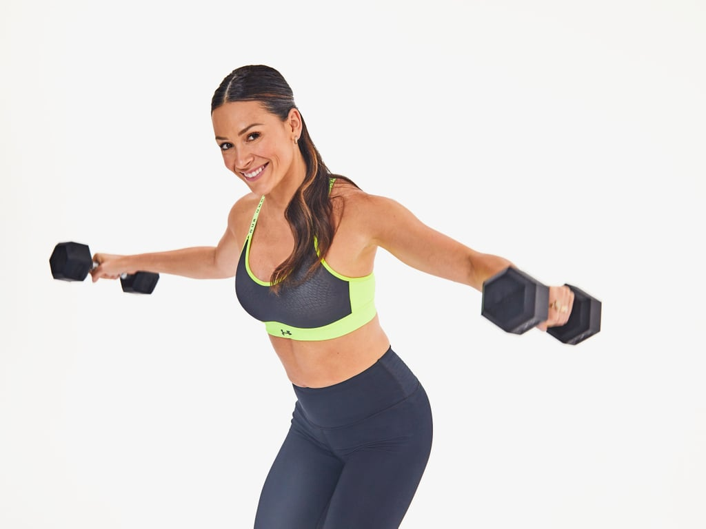 20-Minute Upper-Body Dumbbell and Bodyweight Workout
