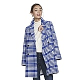Cheap Plaid Coat For Women From POPSUGAR at Kohl's
