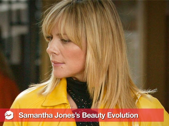 Pictures of Samantha Jones's Hair and Makeup
