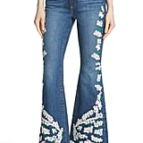 AO.LA Beautiful High Waist Bell Jeans