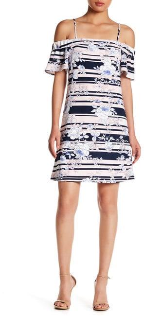Jessica Simpson Cold Shoulder Dress Best Maternity Dresses For