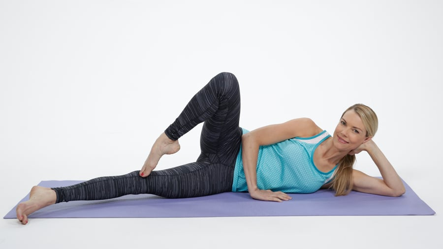 The Quickest Workout to Tone Your Upper Thighs
