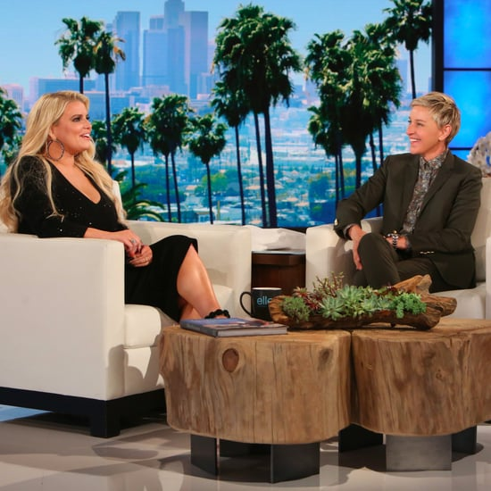 Jessica Simpson on Ellen May 2017 | Video