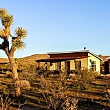 There are so many charming desert bungalows to stay in.