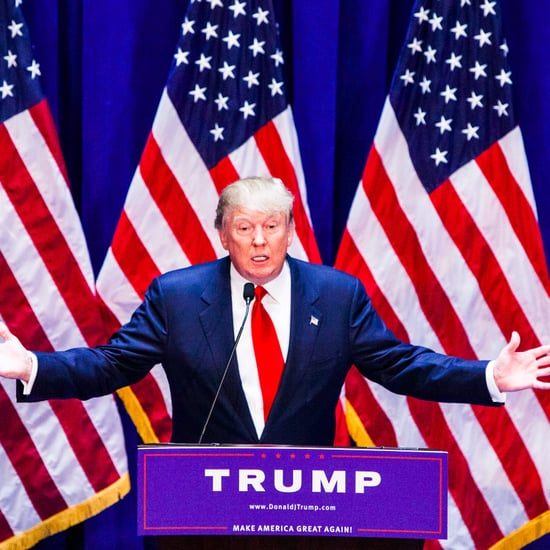 Trump Running For President Anniversary 2017