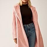 Aritzia Talula Faux Fur Coat