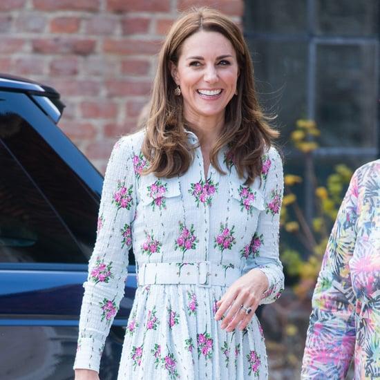 The Duchess of Cambridge's Pumpkin Spice Hair Colour