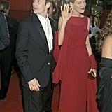 Uma Thurman at the 2000 Academy Awards