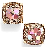 Kate Spade New York Glitter Square Stud Earrings