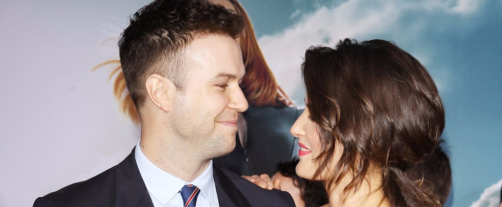 Cobie Smulders and Taran Killam Cute Pictures