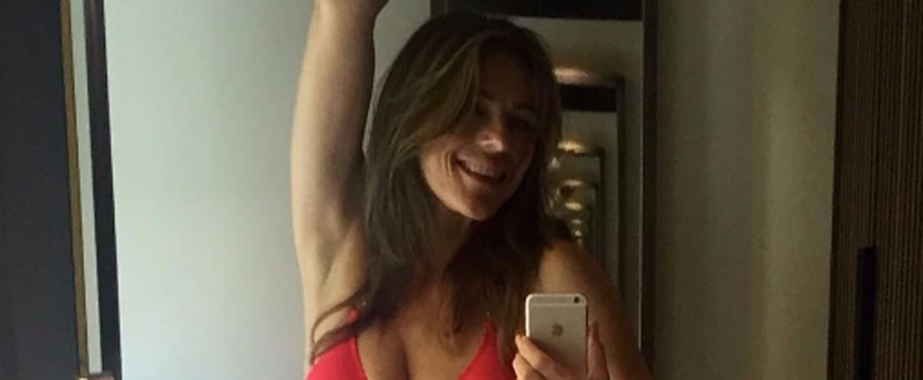 You'll Be Wondering How Elizabeth Hurley Is Really 51 When You See Her Latest Bikini Pictures