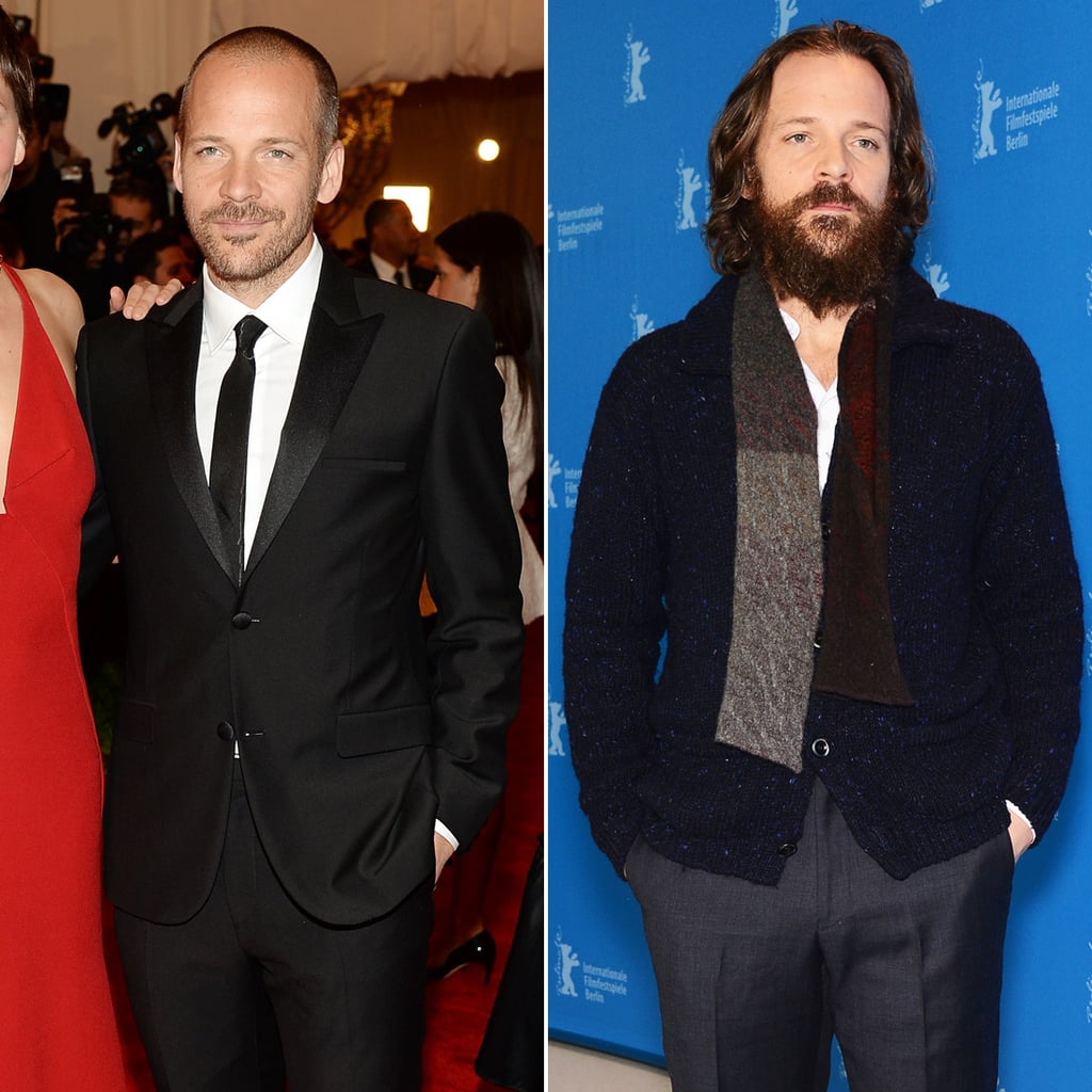 Peter Sarsgaard: Better With Long or Short Hair?