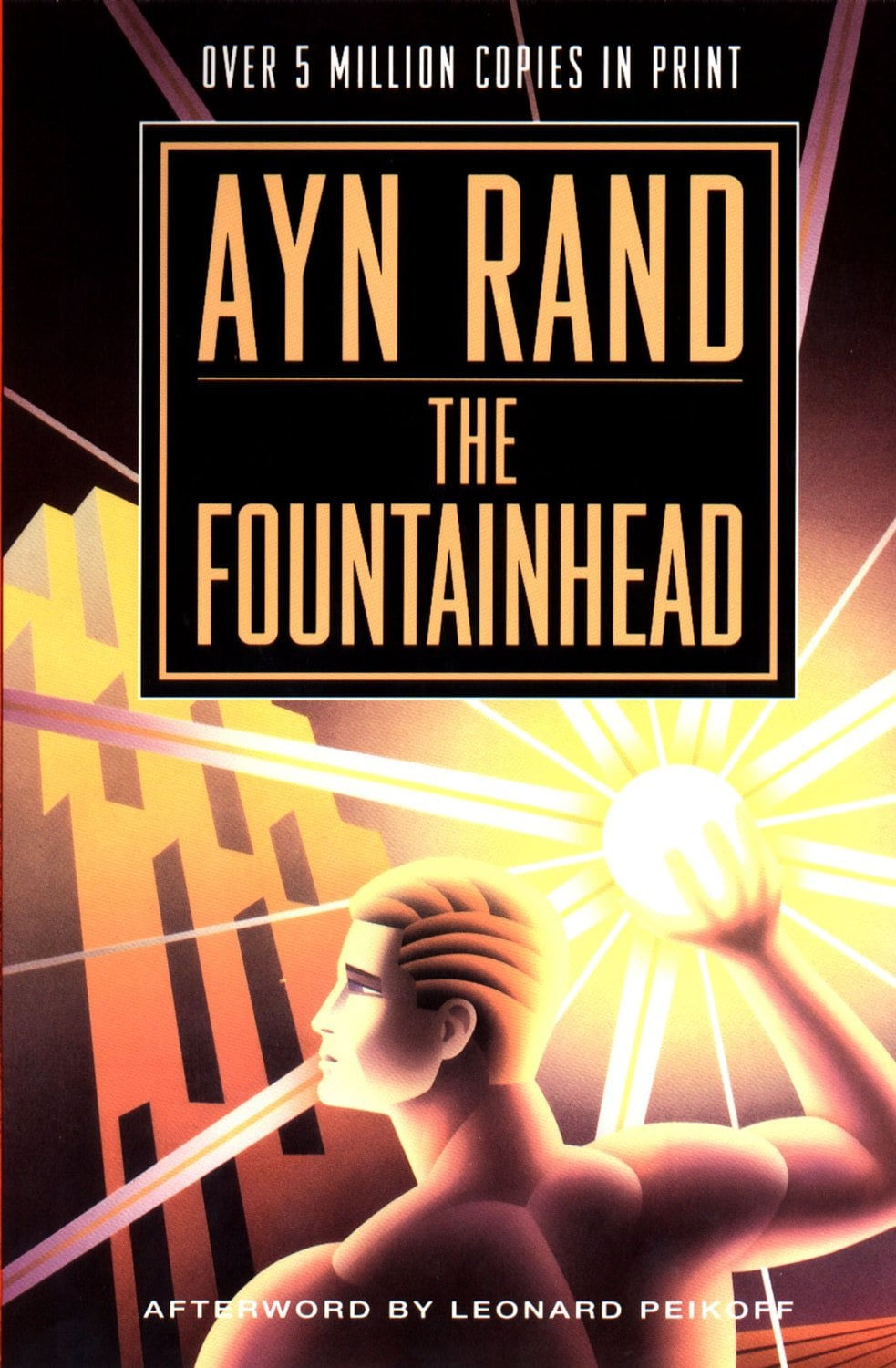 The Fountainhead by Ayn Rand | 17 Book Recommendations From Emma ...