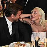 When They Gave Each Other This Look at the Critics' Choice Awards