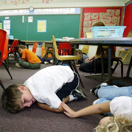 Teacher Describes Active-Shooter Lockdown