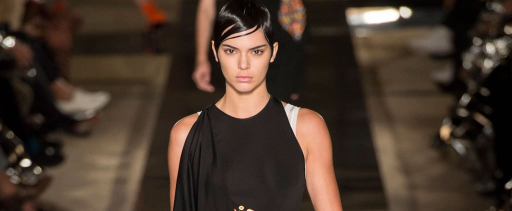 You've Got to See What Went Down the Givenchy Runway in Place of Gowns