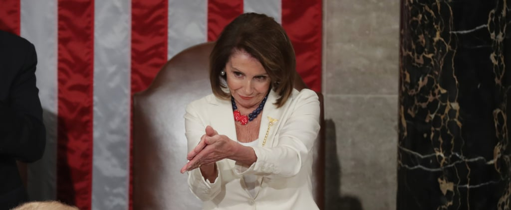 Nancy Pelosi State of the Union Clapping Meme 2019