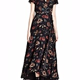 Polo Ralph Lauren Camron Floral Wrap Dress ($299, originally $398)