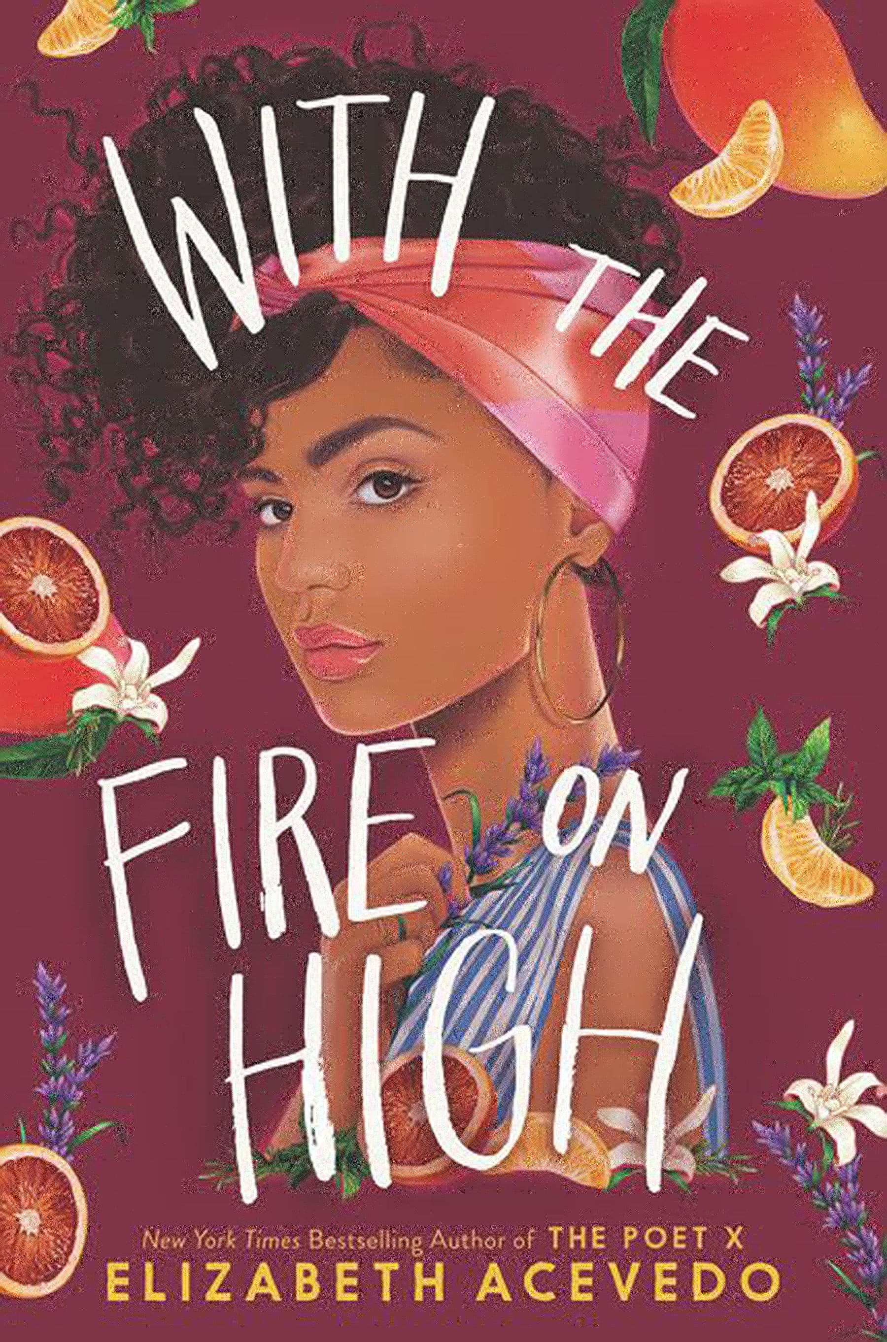 Image result for elizabeth acevedo with the fire on high