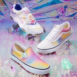 Vans Just Dropped the Aura Pack, So Your Sneaker Energy Is Golden