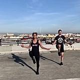 Jump Rope High Knees