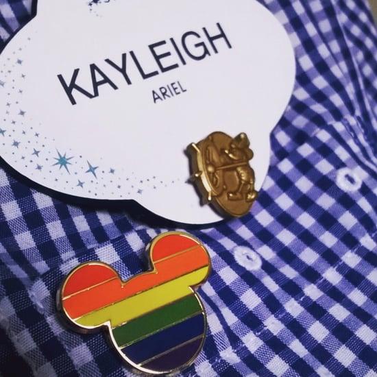 Pride Month at Disney Parks 2017
