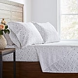 Stone and Beam Remy Sateen Bed Sheet Set