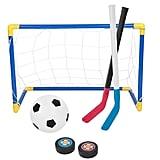 Rehomy Kids Football and Hockey Set