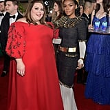 Pictured: Chrissy Metz and Janelle Monáe