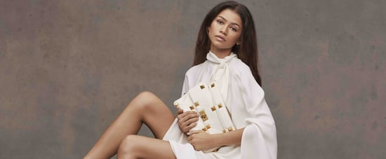 See Zendaya as the Face of Valentino in Her Debut Campaign