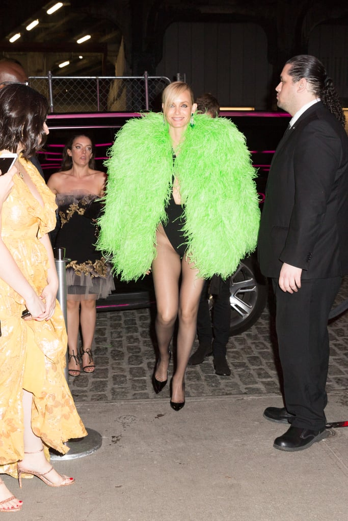 Amber Valletta at the Met Gala Afterparty