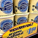 How Much Do the Organic Classic Oatmeal Cups Cost?