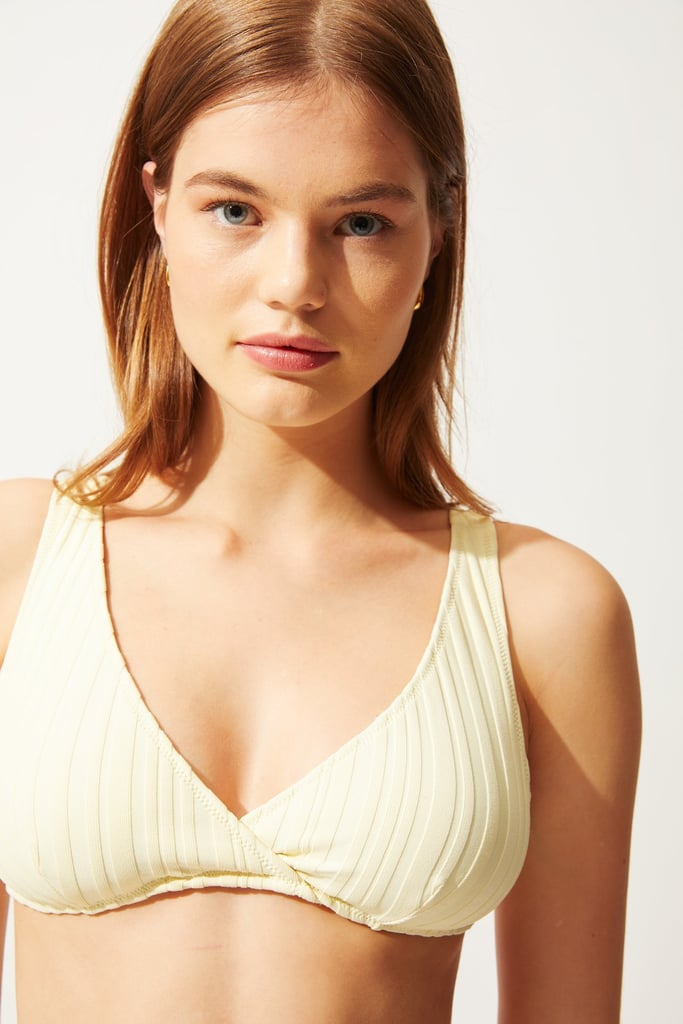 Solid & Striped Bailey Ballet Rib One-Piece