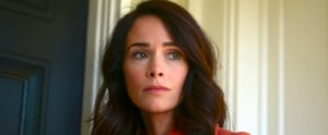Plot Twist! Abigail Spencer's Character on Timeless May Not Be Who You Think She Is