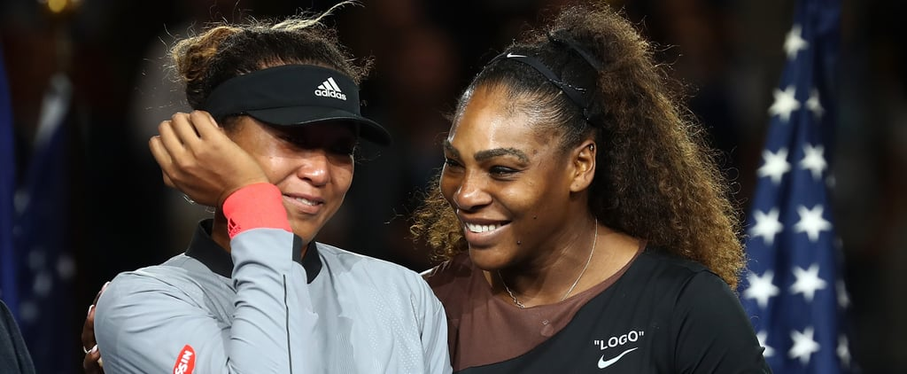 What Did Serena Williams Say to Naomi Osaka?