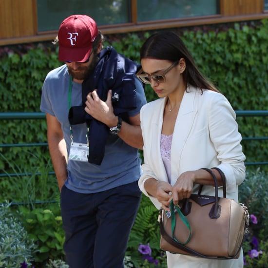 Irina Shayk's Wimbledon Outfit July 2016