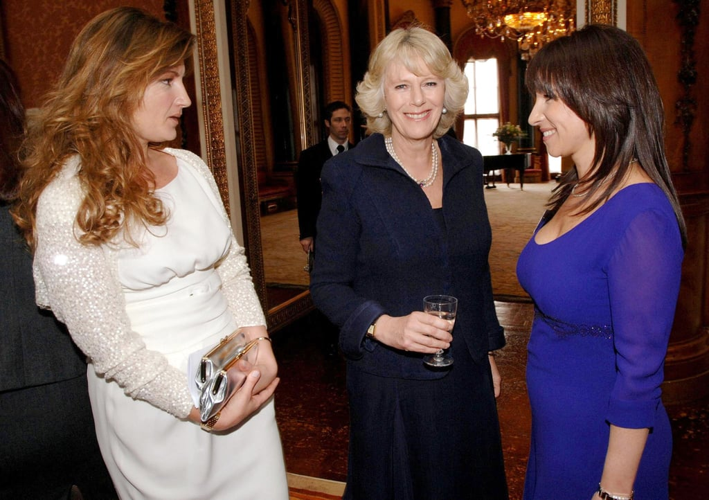 The Duchess of Cornwall, 2007